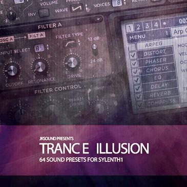 Trance Illusion Vol 1 For Sylenth1