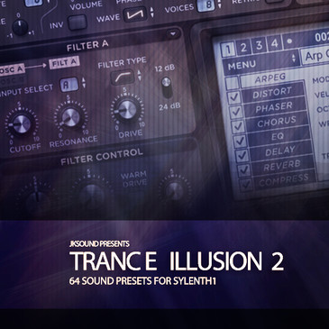 Trance Illusion Vol 2 For Sylenth1