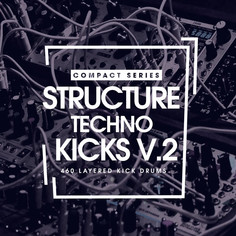 Compact Series: Structure Techno Kicks Vol 2