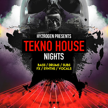 Tekno House Nights