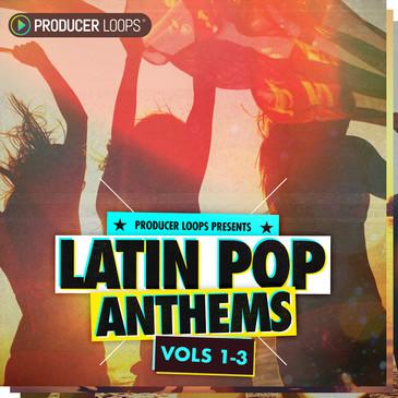 Latin Pop Anthems Bundle (Vols 1-3)