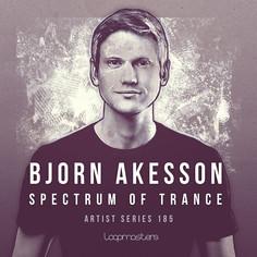 Bjorn Akesson: Spectrum Of Trance