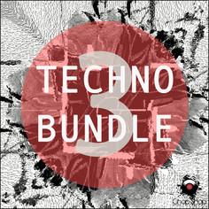 Chop Shop Samples: Techno Bundle 3