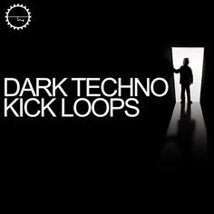 Dark Techno Kick Loops