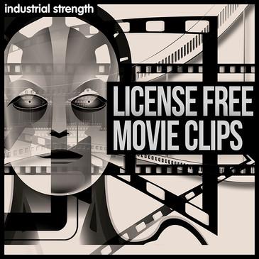 License Free Movie Clips