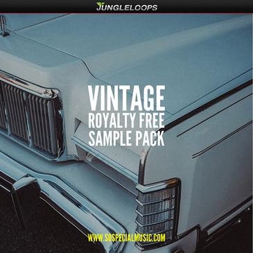 Vintage Sample Pack