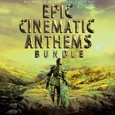 Epic Cinematic Anthems Bundle Vols 1-3