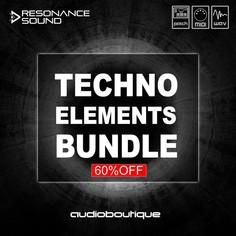 Audio Boutique: Techno Elements Bundle