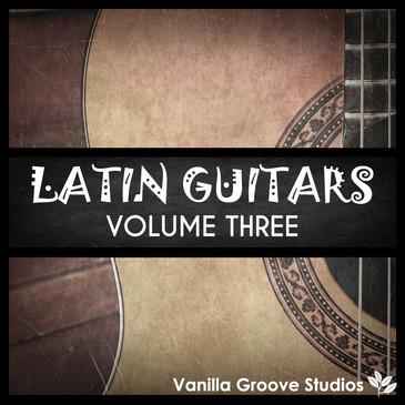 Latin Guitars Vol 3
