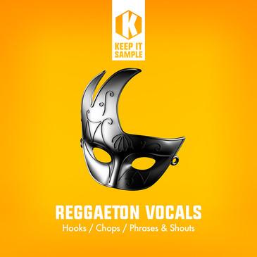 Keep It Sample: Reggaeton Vocals