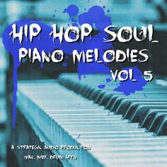 Hip Hop Soul Piano Melodies Vol 5