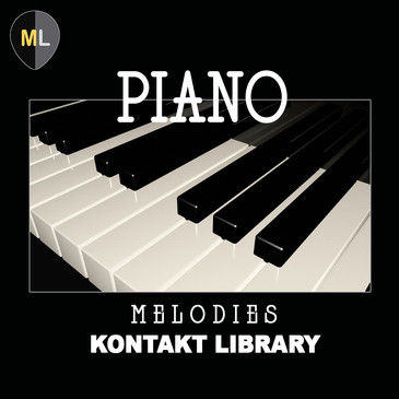 Piano Melodies KONTAKT Library