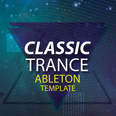 Classic Trance Ableton Template