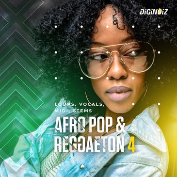 Afro Pop & Reggaeton 4