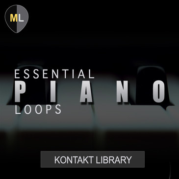 Essential Piano Loops Kontakt Library