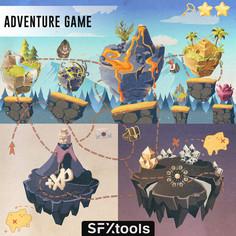 SFXTools Adventure Game