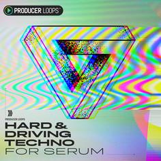 Hard & Driving Techno for Serum