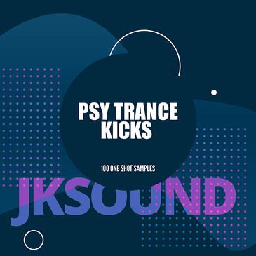 100 Psy Trance Kicks