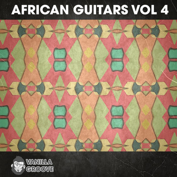 African Guitars Vol 4
