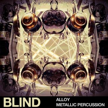 Alloy: Metallic Percussion One Shots