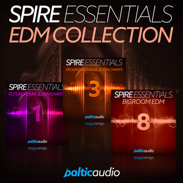 Spire Essentials EDM Collection