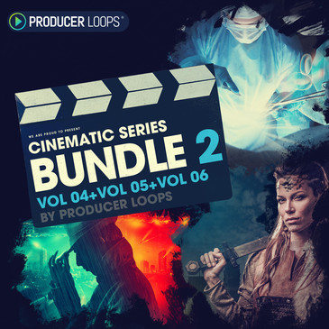 Cinematic Series Bundle (Vols 4-6)