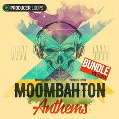Moombahton Anthems Bundle (Vols 1-3)