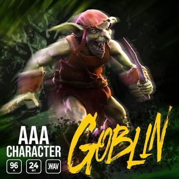 AAA Game Character Goblin