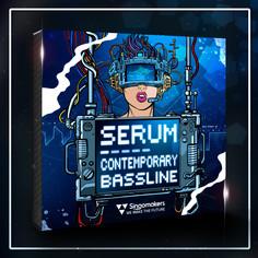 Serum Contemporary Bassline