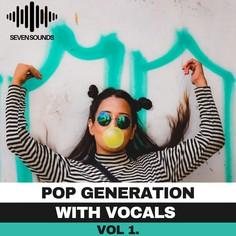 Pop Generation With Vocals Vol 1