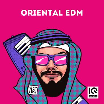 IQ Samples: Oriental EDM