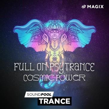 Full On Psytrance - Cosmic Power