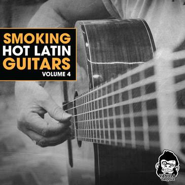 Smoking Hot Latin Guitars Vol 4