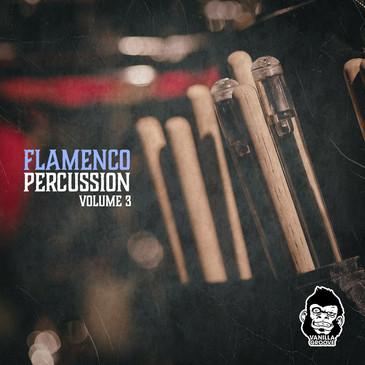 Flamenco Percussion Vol 3