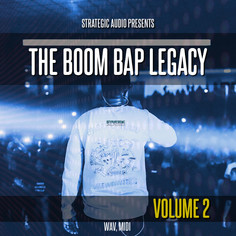 The Boom Bap Legacy 2