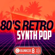80s Retro Synth Pop