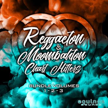 Reggaeton & Moombahton Chart Hitters Bundle (Vols 1-2-3)