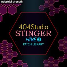 404 Studio Stinger Hive 2
