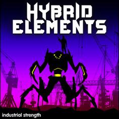 Hybrid Grinder Elements