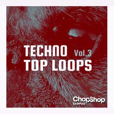Techno Top Loops Vol 3