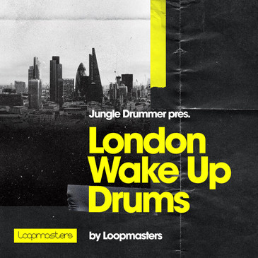 Jungle Drummer: London Wake Up Drums