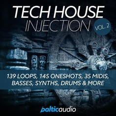 Tech House Injection Vol 2