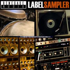 Renegade Audio Label Sampler