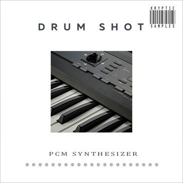 Drum Shot: PCM Synthesizer
