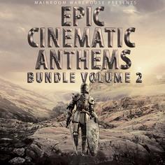 Epic Cinematic Anthems Bundle Vols 4, 5 & 6
