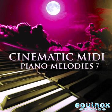 Cinematic MIDI Piano Melodies 7