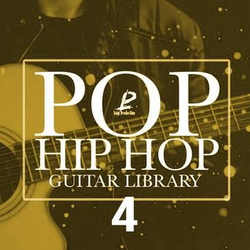 Pop Hip Hop  Guitar Library 4