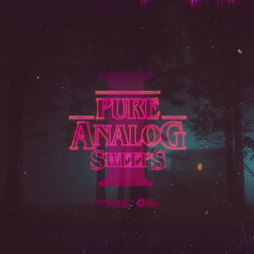 Pure Analog Sweeps Vol.1