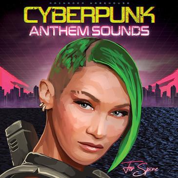 Cyberpunk Anthem Sounds For Spire
