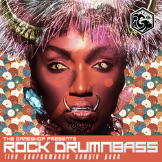 Rock Drum N Bass